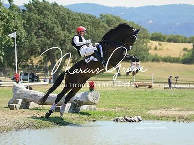 Shepherd Ranch SYVPC Horse Trials June 2017
