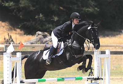 Shepherd Ranch SYVPC Horse Trials June 2018