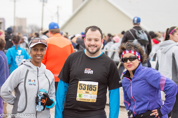Hot Chocolate 5k/15k