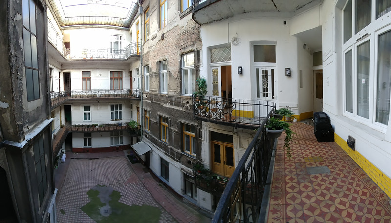 Our BnB in Hungary