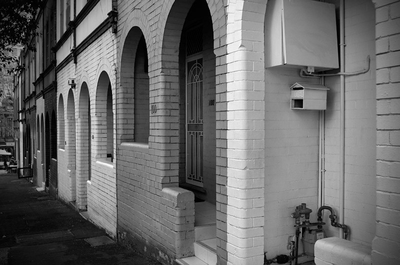 Surry hills area houses