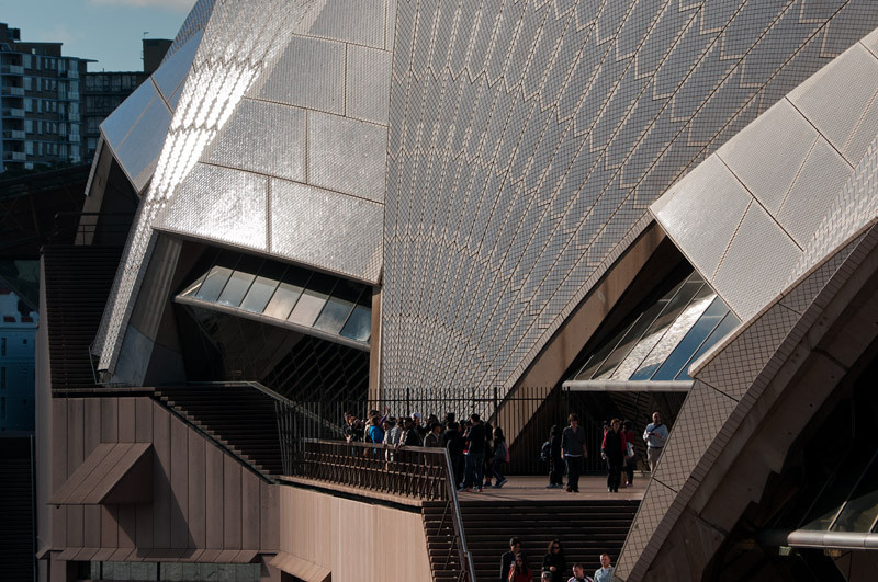 Another view of the Opera