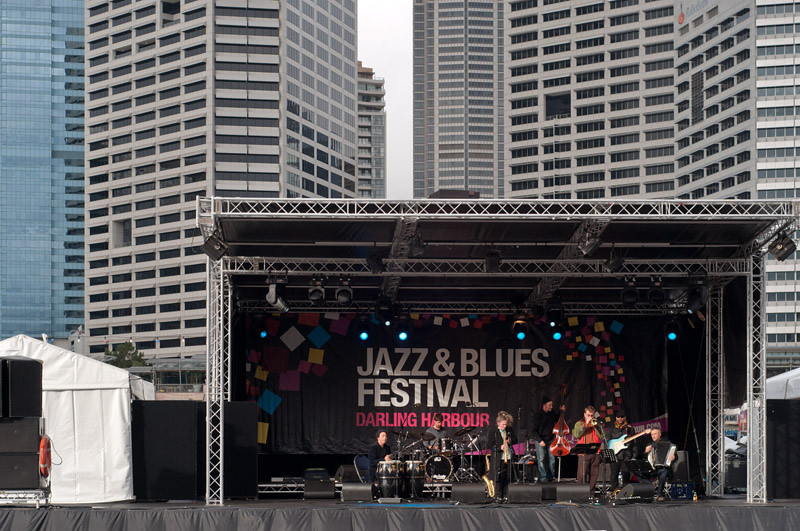 21st Jazz & Blues Festival, Darling Harbour | Sydney