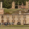 Port Arthur; the most cruel convict's prison in Australia; now a $32 per person worth the visit historical monument...