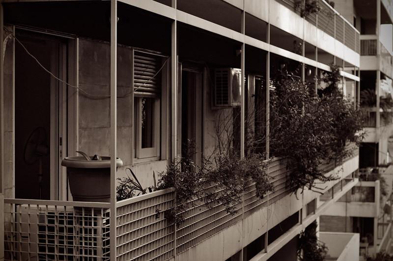 70's - 80's block of flats