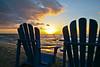 Siesta at Sunset, Hawaii