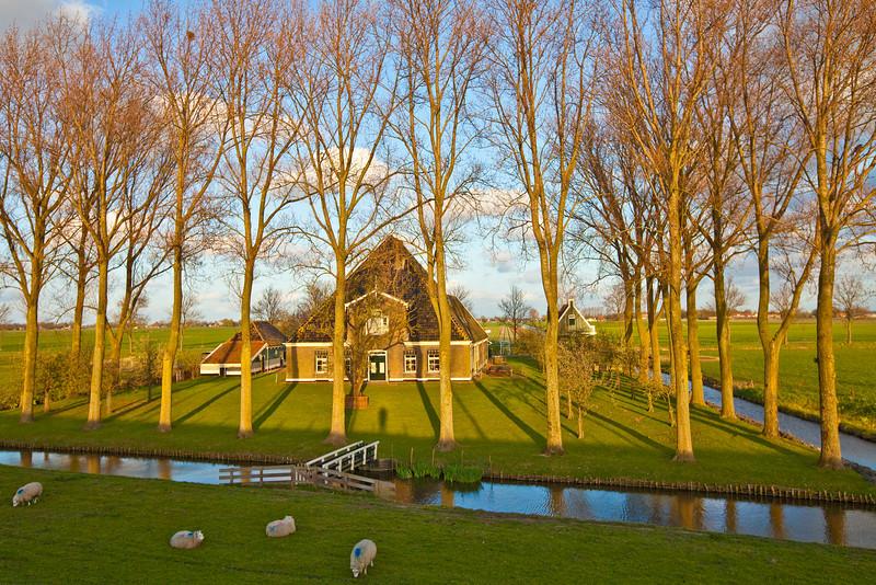 Dutch Country Estate