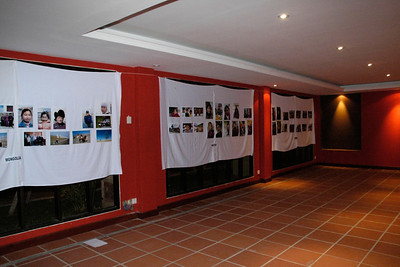 "Photo exhibition ""Faces of Asia"" of Suchit Nanda's images from Pakistan, Bhutan and Mongolia which were taken on an IDRC evaluation visit to these countries. The images were exhibited both as a slide show and as a print exhibition and was held along with IDRC's PAN Prospectus Consultation meeting in Siem Reap, Cambodia from 23rd to 26th June 2005 at the Prince D'Angkor Hotel. More images of Cambodia from the visit can be seen at  http://photos.suchit.in/gallery/904812/"