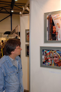 Suchit Nanda's picture exhibited at the 7th International PhotoFair Kyiv, whcih was held from 29th May to 1st June 2008 in the International Exhibition Center (Kiev, Brovarsky ave, 15), Ukraine. About 30 to 40 thousand enthusiasts came to the show.