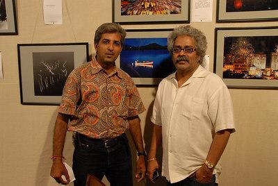 Mukesh and Hari Haran