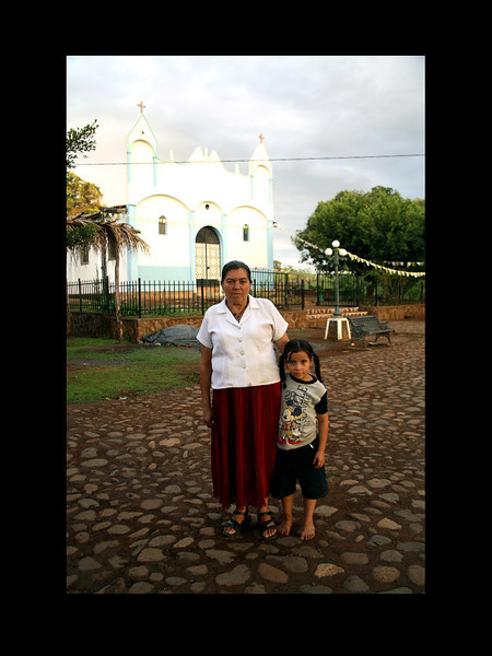 "El Mozote, El Salvador: I had the privilege of knowing Rufina Amaya, the sole survivor of the <br /> El Mozote massacre. A mother of four, at the time, she recalled hearing the screams of her own children as they cried out to her ""mommy, mommy, they're killing us.""  <br /> 	Rufina helpless hid beneath a bush and watched as the women were raped, and just for fun the soldiers tossed children in the air and kill them with their bayonets.  <br /> 	The men were tortured then herded in the church along with many of the children then killed with a barrage of gun fire.<br /> 	Rufina tearfully explained how she wanted to die with her family and loved ones, but instead she pleaded with God to spare her life so that the voices of those who had been brutally massacred, including her 4 children and husband, would not be silenced--that their cries would be resurrected in her so that the truth would not be concealed."