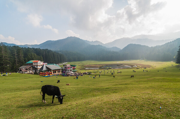 Khajjiar Valley