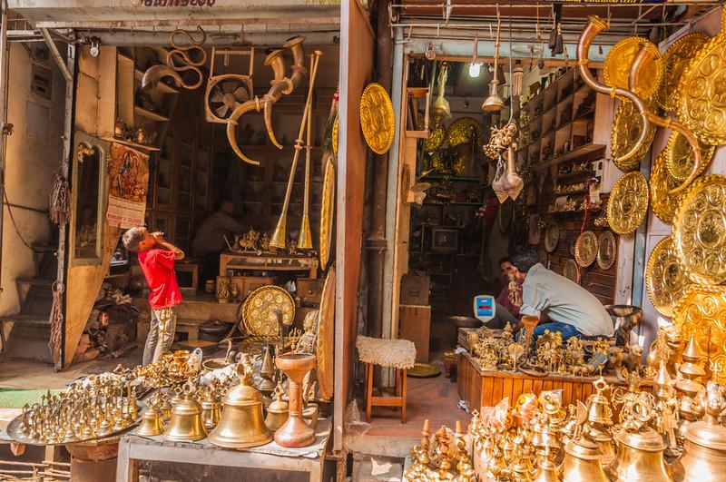 Shops in Chamba