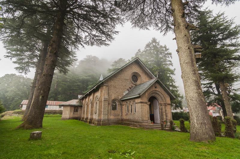 St. John's Church at Gandhi Chowk