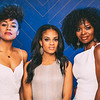 Ariana DeBose, Storm Lever and LaChanze