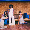 Storm Lever,  LaChanze and Ariana DeBose