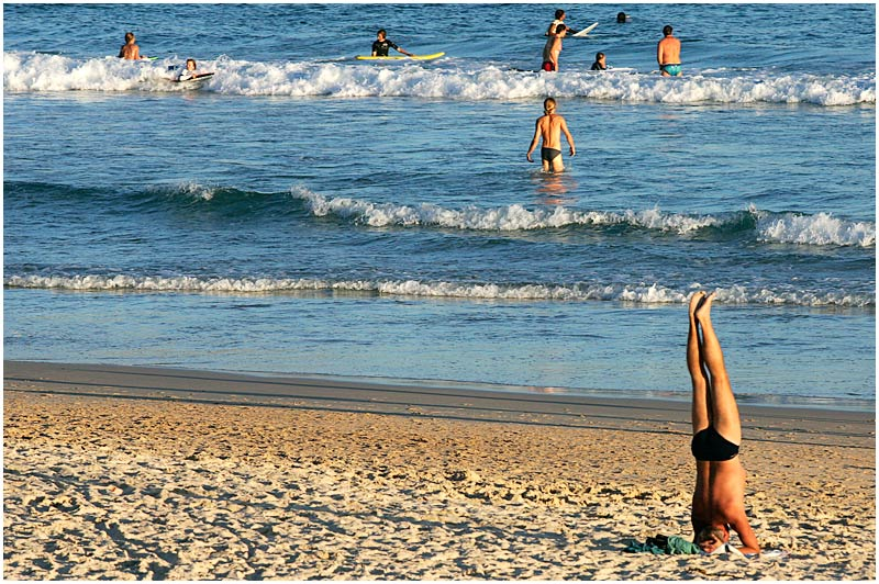 Photo Friday Challenge: Health<br /> 23rd June 2006<br /> <br /> Bondi Beach.