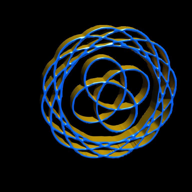 Spirograph in 3D