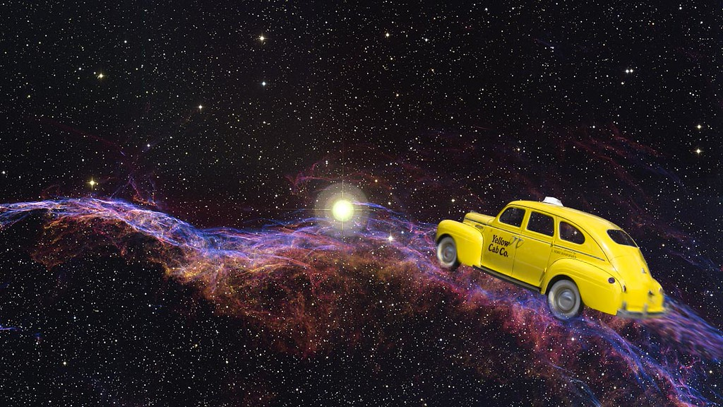 Taxi to the Stars