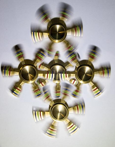 Fidgety Fidget Spinners