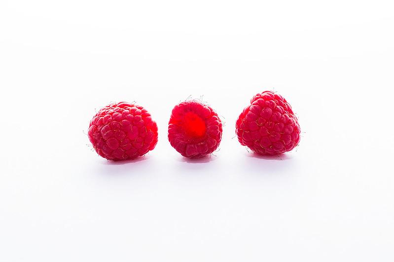 Raspberries Rolling