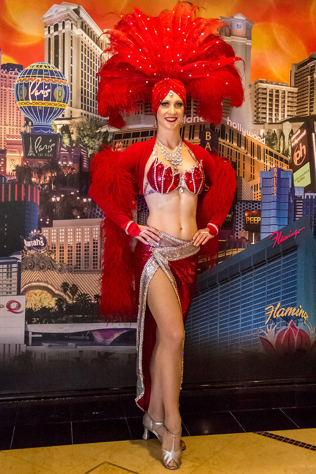 The Showgirl