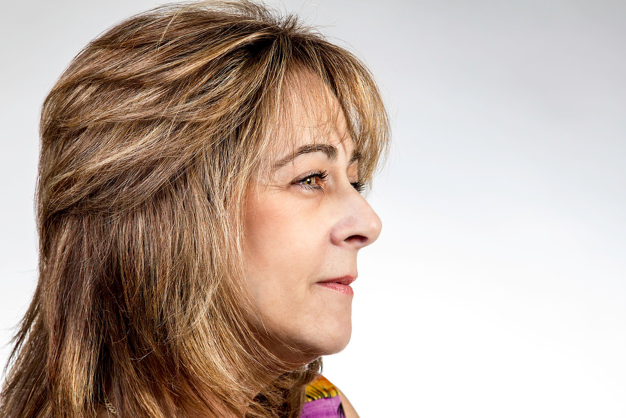 Lisa Profile Portrait