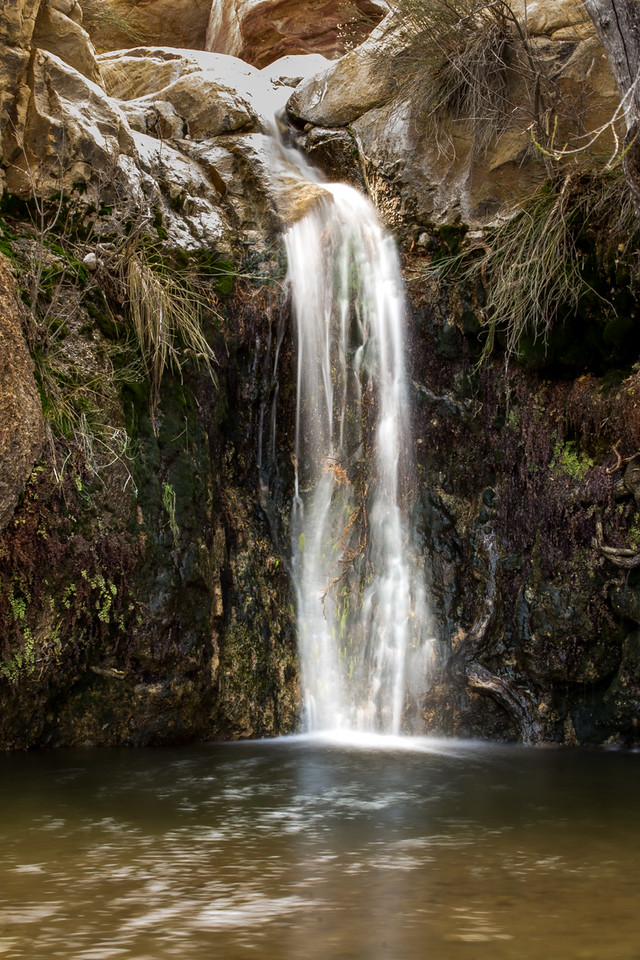 Desert Waterfall (seasonal)