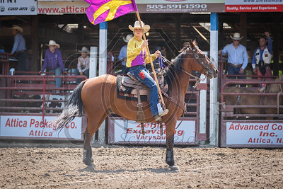 Attica Rodeo (Sunday)