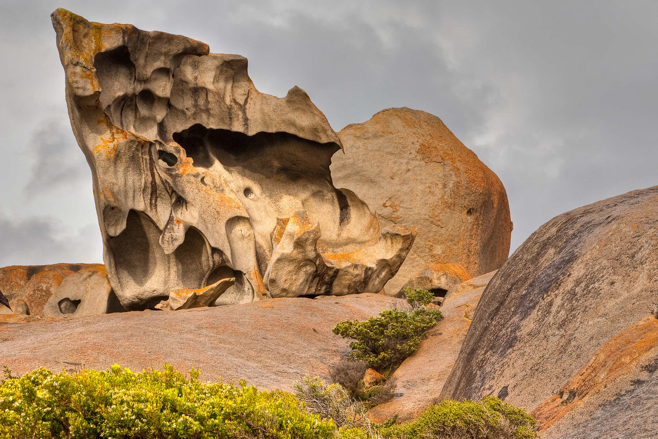 Remarkable Rock - Flinders Chase National Park