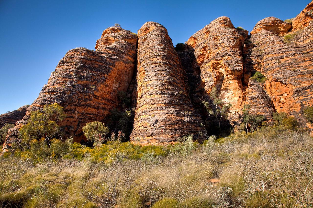 Bungle Bungle geology