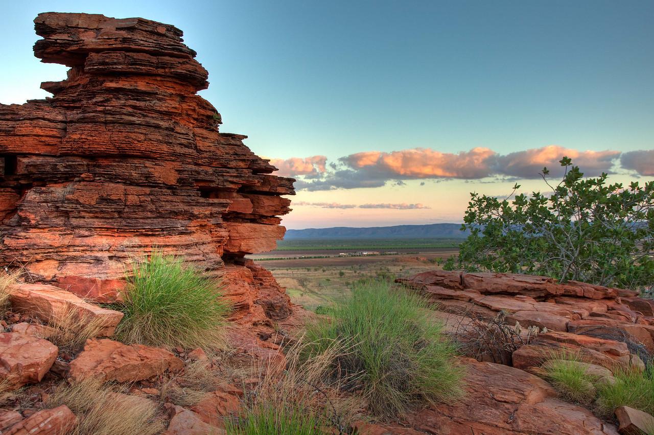 Kelly's Knob Lookout, Kununurra, Western Australia