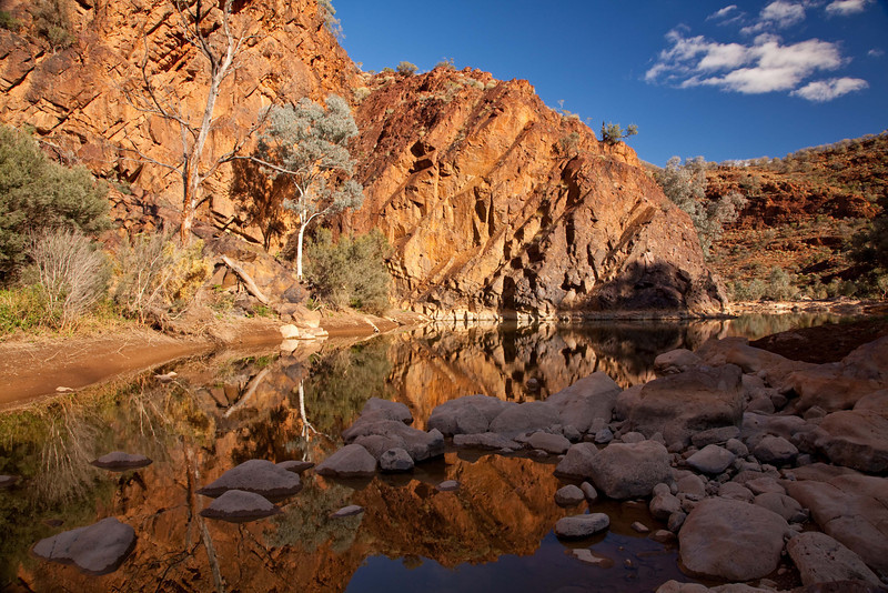 Stubbs water hole in Arkaroola