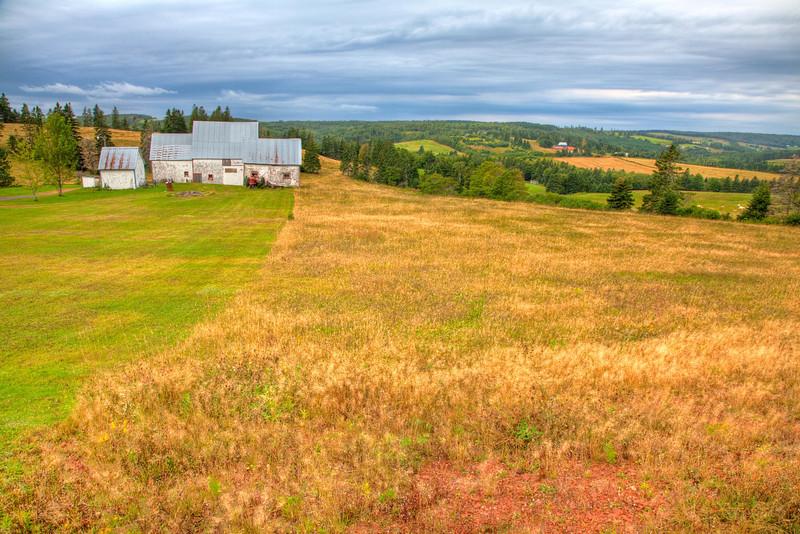 Farmland near Churchill