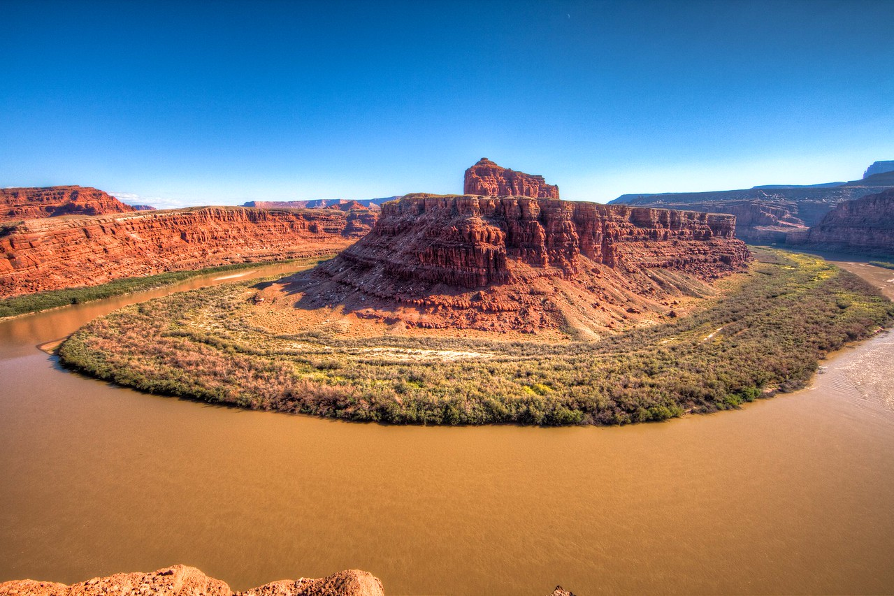 Green River, Canyonlands National Park