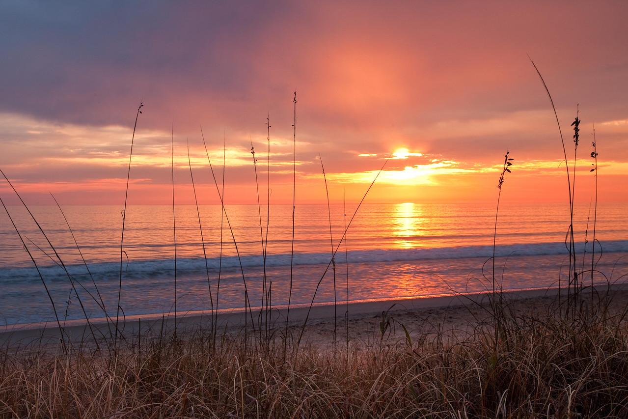 Sunrise, Ormond Beach