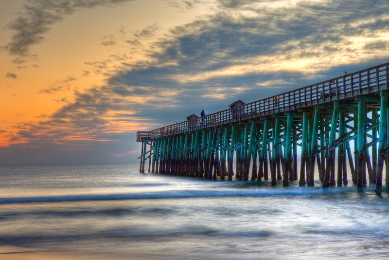 Pier at Flagler Beach