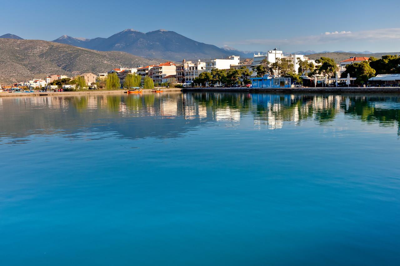 Itea, Greece, near Delphi