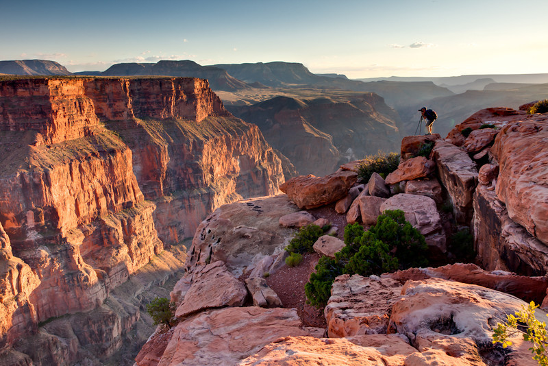 Toroweap is famous among landscape photographers as one of the best places to photograph the Grand Canyon, but access is not easy.