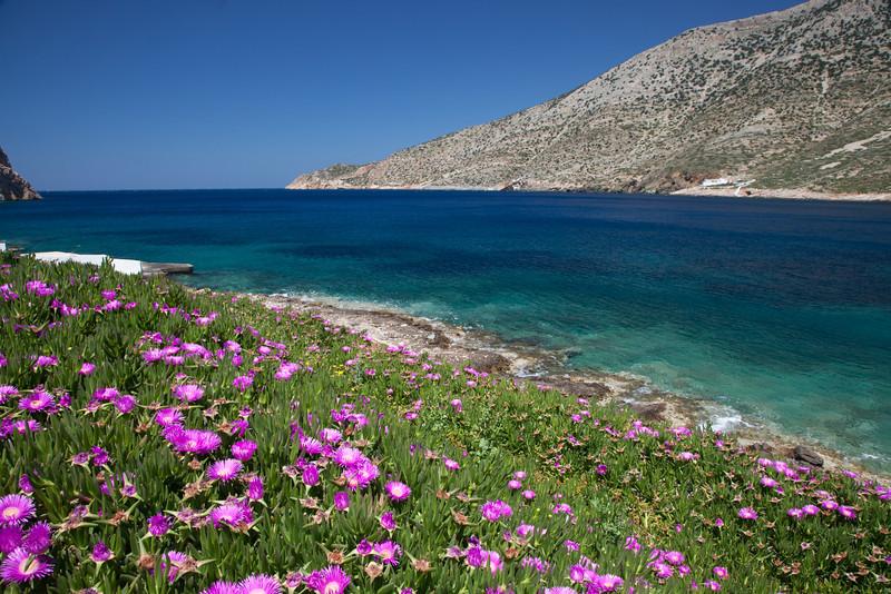 Kamares harbor, Sifnos