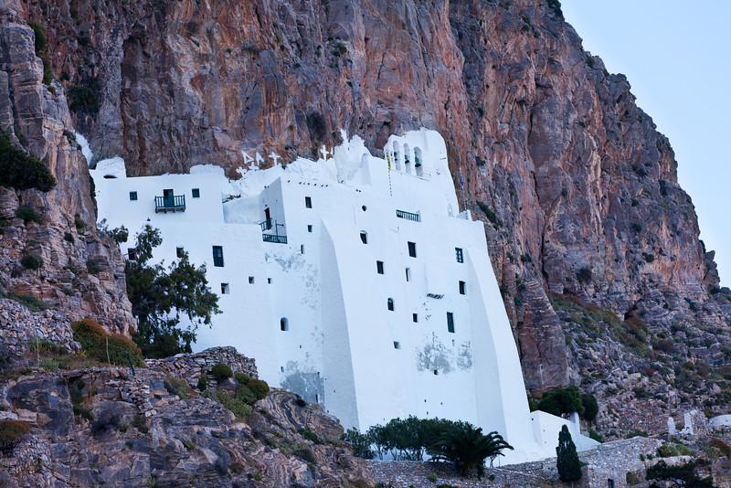 Monastery on Amorgos