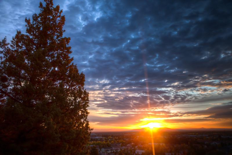 Sunrise, Bend Oregon