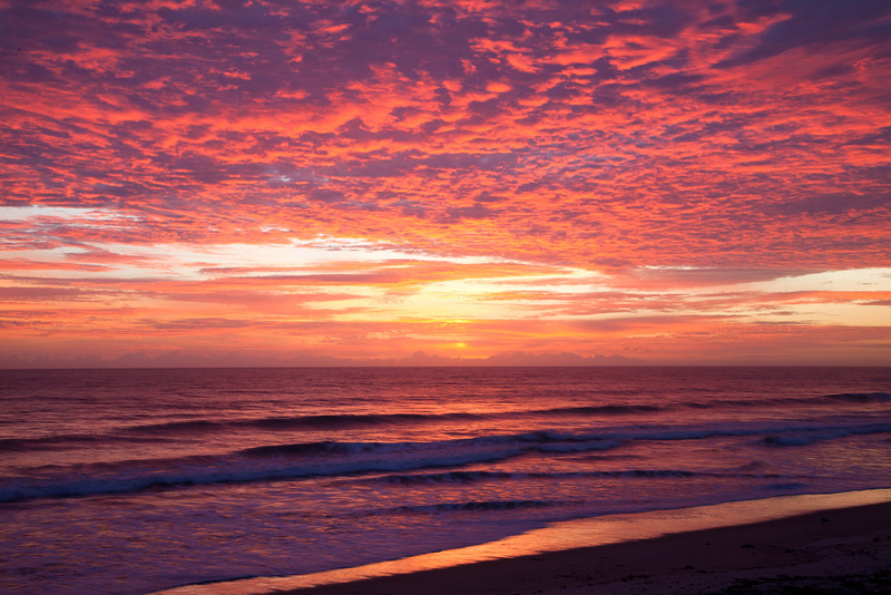 Sunrise, Ormond Beach