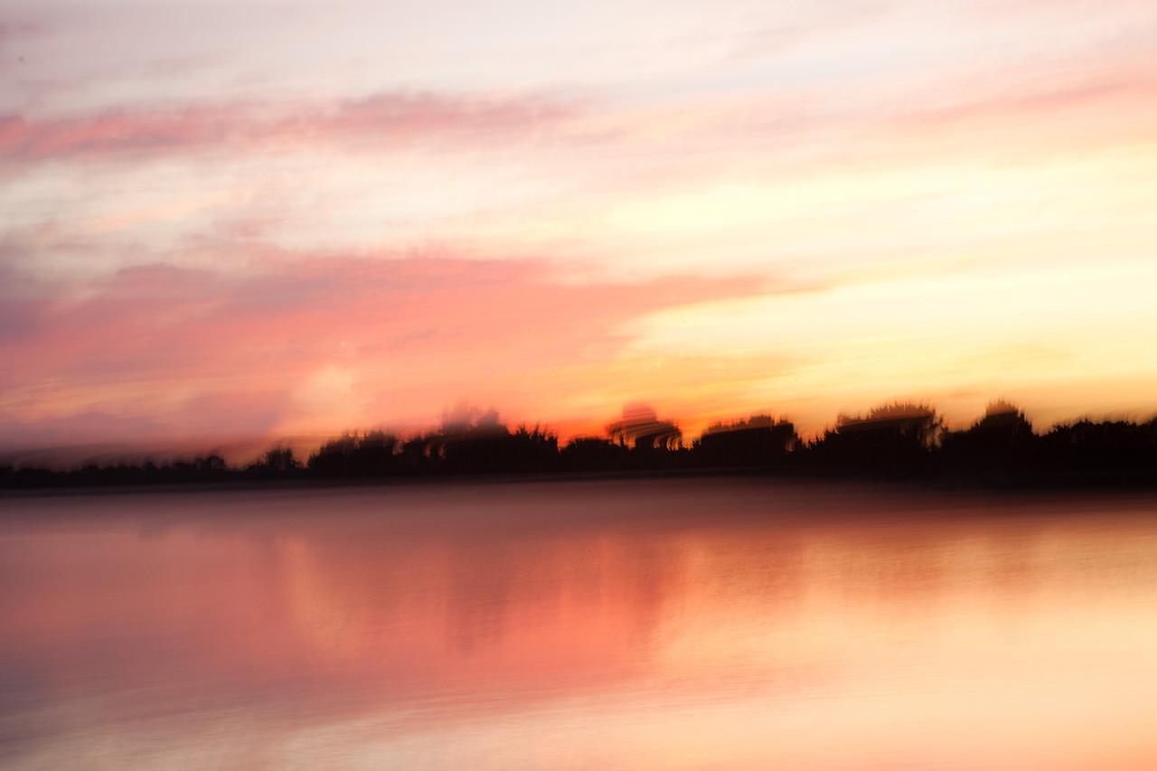 Sunset, Ormond Beach