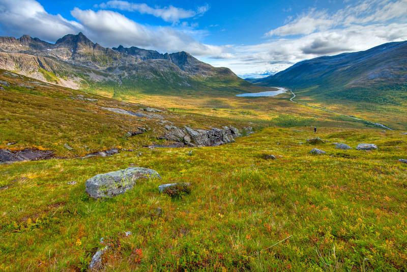 Near Tromso, Norway