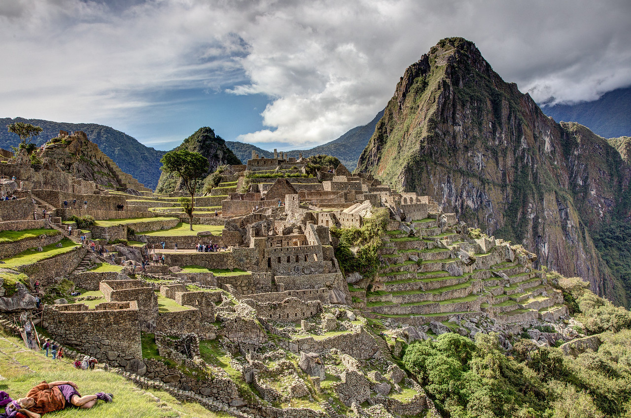 Machu Picchu was built in the mid 1400s by the Incan Yupanqui, the 9th ruler of the Incan empire.