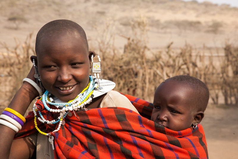 Traditionally the Masai were known for eating raw meat, raw milk, and blood taken from cows by piercing the jugular vein. Today, however, along with meat from cows and goats, the diet includes grains and vegetables. The consumption of blood is waning.