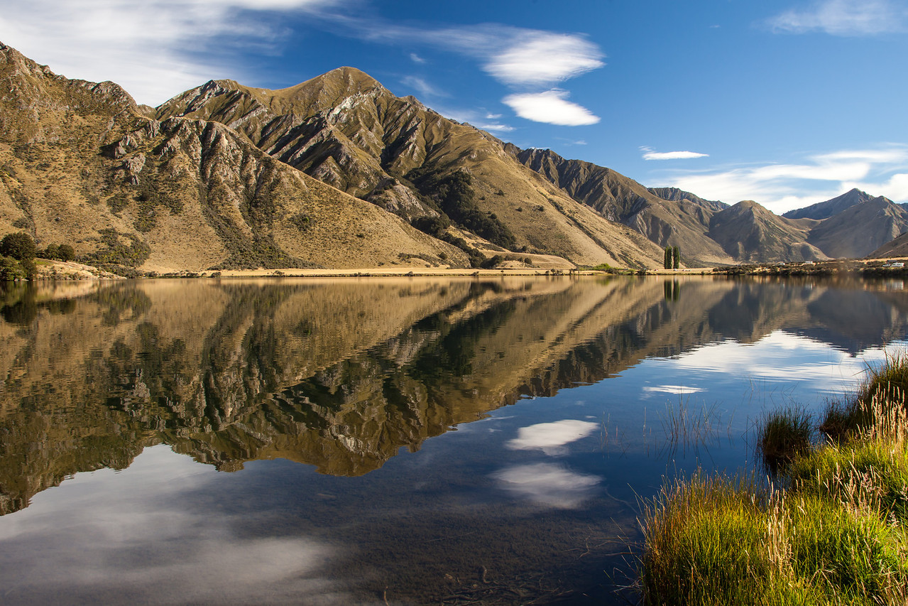 Moke Lake, outside of Queenstown.
