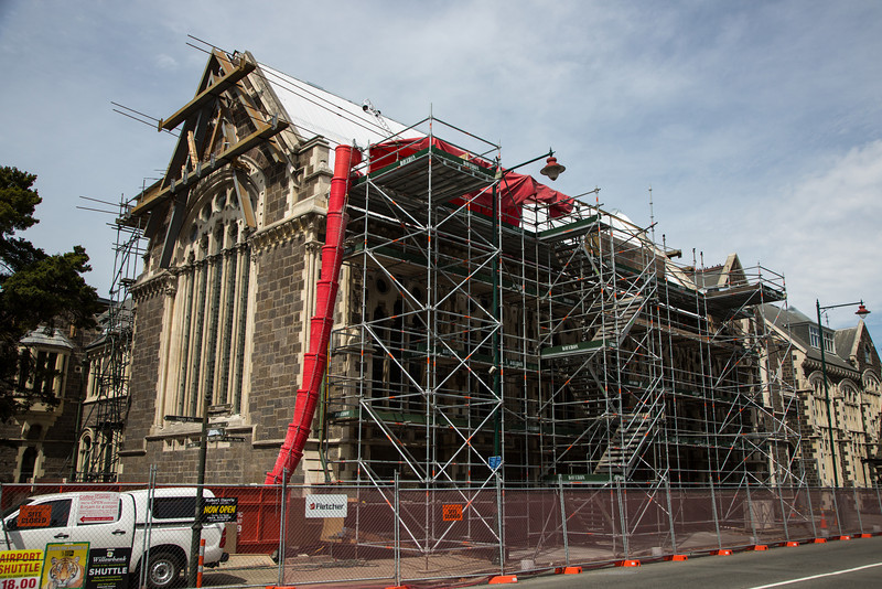 Rebuilding a local church