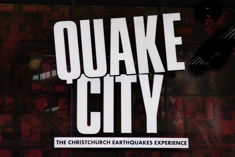 Our first stop was Christchurch where we were shocked by the visible destruction of the inner city even after two years of recovery.